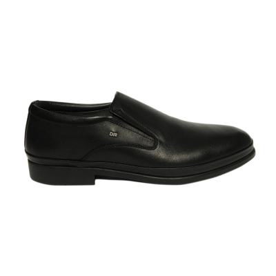 Pantofi pentru barbati Chuck, piele naturala, Dr. Jells, Negru, 46 EU [0]