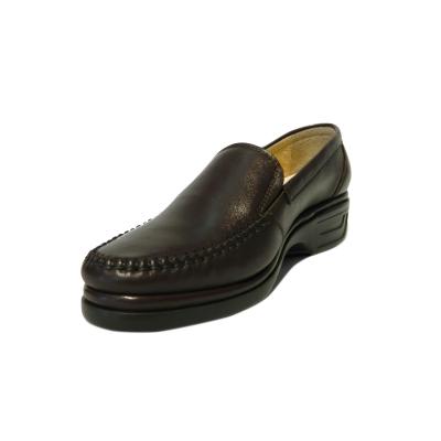Pantofi dama cu talpa ortopedica Hail, piele naturala, Gitanos, Maro, 36 EU0