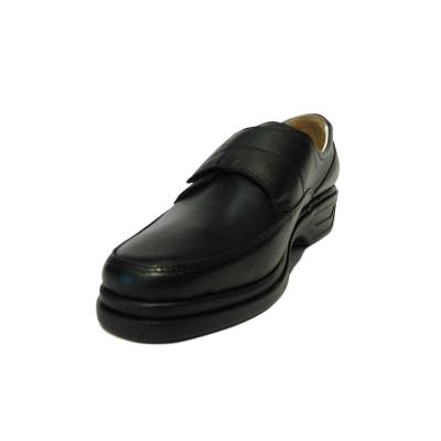 Pantofi dama cu talpa ortopedica Holy, piele naturala, Gitanos, Negru, 36 EU0