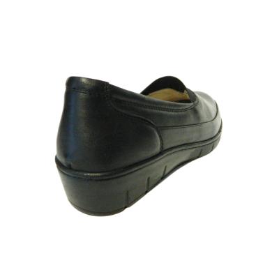 Pantofi dama cu talpa ortopedica Ipek, piele naturala, Gitanos, Negru, 36 EU [1]
