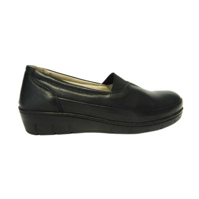 Pantofi dama cu talpa ortopedica Ipek, piele naturala, Gitanos, Negru, 36 EU [0]
