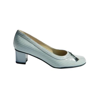 Pantofi dama din piele naturala, Xiemena, Agatia, Albastru, 35 EU2