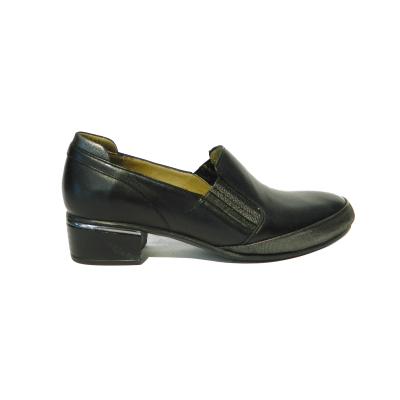 Pantofi dama din piele naturala, Smaranda, Gitanos, Negru, 37 EU2