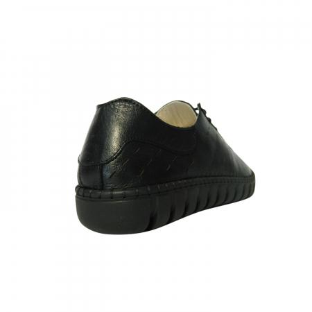 Pantofi dama din piele naturala, Julia, Gitanos, Negru, 37 EU1