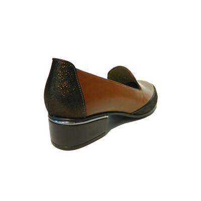 Pantofi dama din piele naturala, Lionele, Gitanos, Maro, 36 EU1