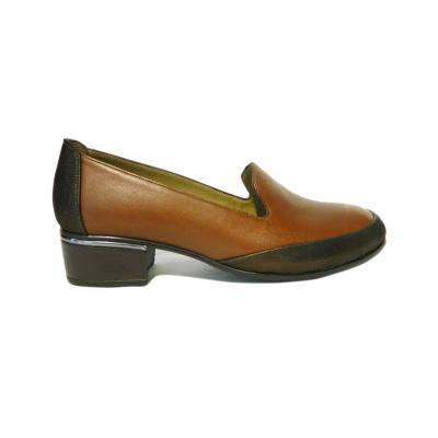 Pantofi dama din piele naturala, Lionele, Gitanos, Maro, 36 EU0