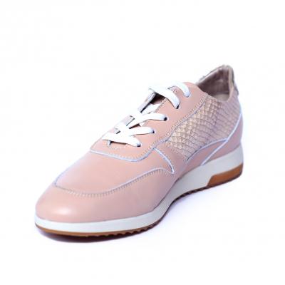 Pantofi dama din piele naturala, Naty, Peter, Roz, 35 EU [3]