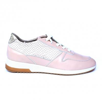 Pantofi dama din piele naturala, Naty, Peter, Roz, 35 EU [1]