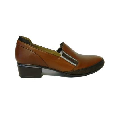 Pantofi dama din piele naturala, Smaranda, Gitanos, Negru, 40 EU0