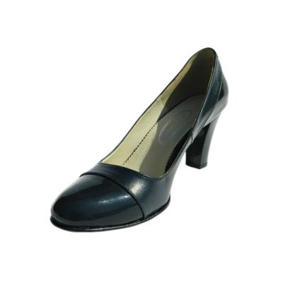 Pantofi dama din piele naturala, Carmen, Arco shoes, Albastru, 37 EU0