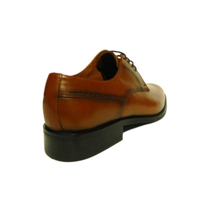 Pantofi eleganti pentru barbati Eddie, piele naturala, Gitanos, Maro, 39 EU [2]