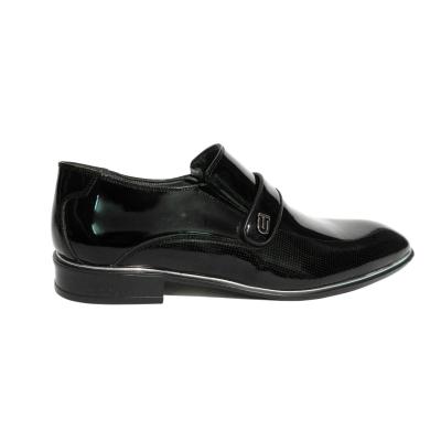 Pantofi eleganti pentru barbati Edward, piele naturala, Gitanos, Maro, 42 EU [0]