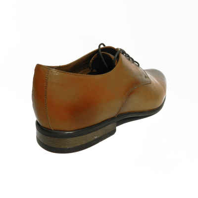 Pantofi eleganti pentru barbati Enzo, piele naturala, RIVA MANCINA, Maro, 39 EU1