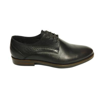 Pantofi eleganti pentru barbati Merlin, piele naturala, Vander, Maro, 40 EU [0]