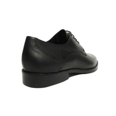 Pantofi eleganti pentru barbati Merlin, piele naturala, Vander, Negru, 39 EU [1]
