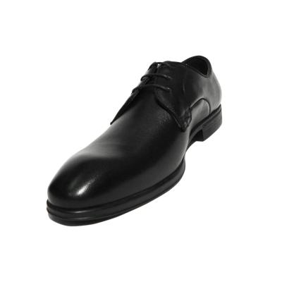 Pantofi eleganti pentru barbati Jerez, piele naturala, Dr. Jells, Negru, 40 EU1