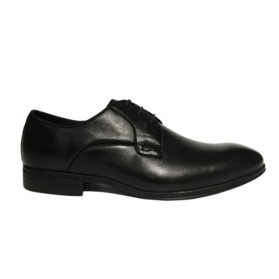 Pantofi eleganti pentru barbati Jerez, piele naturala, Dr. Jells, Negru, 40 EU0