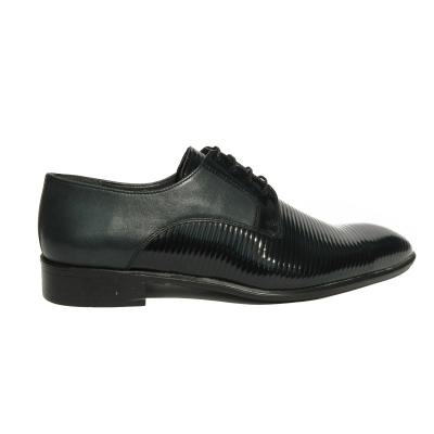 Pantofi eleganti pentru barbati Lino, piele naturala, Gitanos, Albastru, 40 EU0
