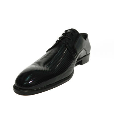 Pantofi eleganti pentru barbati Lino, piele naturala, Gitanos, Albastru, 40 EU1