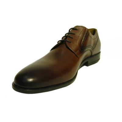 Pantofi eleganti pentru barbati Brandy, piele naturala, RIVA MANCINA, Maro, 39 EU [1]