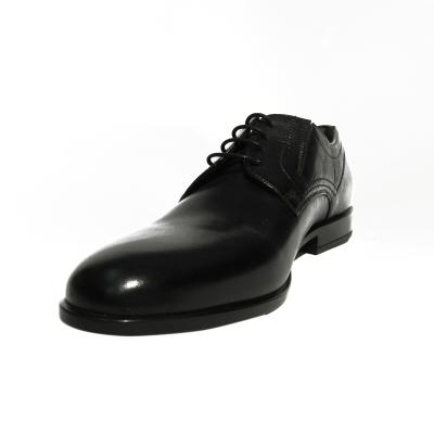 Pantofi eleganti pentru barbati Mark, piele naturala, RIVA MANCINA, Negru, 39 EU [1]