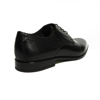 Pantofi eleganti pentru barbati Mark, piele naturala, RIVA MANCINA, Negru, 39 EU [2]