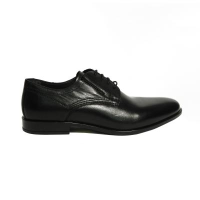 Pantofi eleganti pentru barbati Mark, piele naturala, RIVA MANCINA, Negru, 39 EU [0]