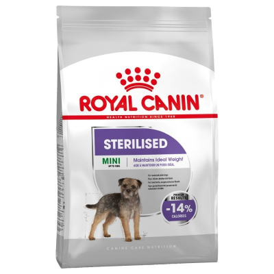 Royal Canin Mini Sterilised, 8 kg0