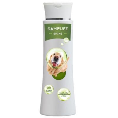 Sampon blana lucioasa pentru caini si pisici, Sampuff Shine, Pasteur, 250 ml1