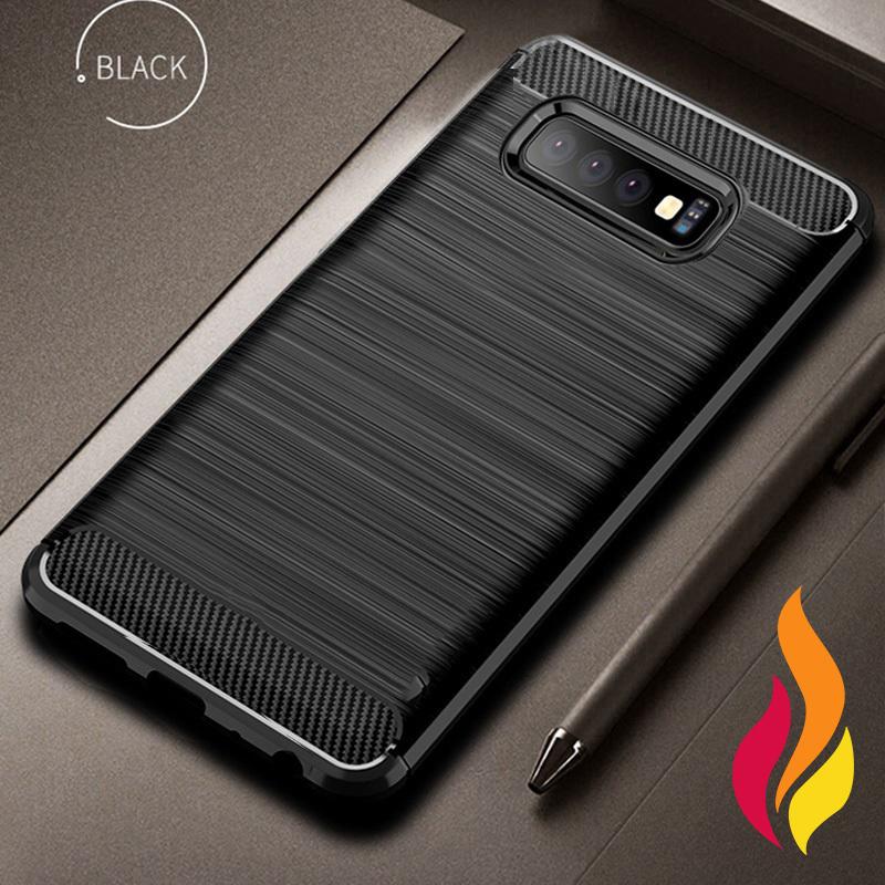Husa silicon carbon - 16 lei