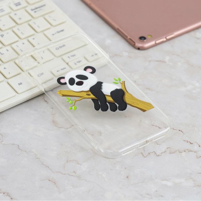 Husa silicon design panda Iphone XR 2
