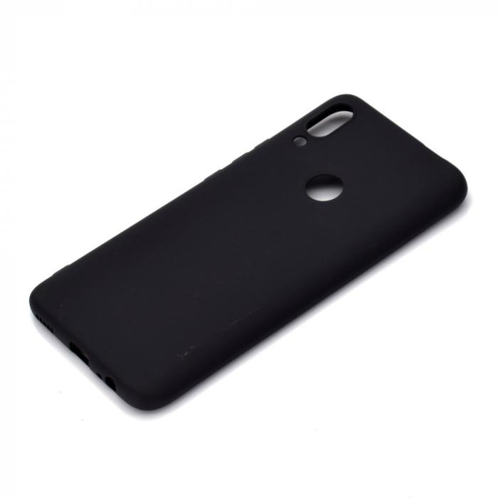 Husa silicon slim mat Huawei Psmart Z - negru 0
