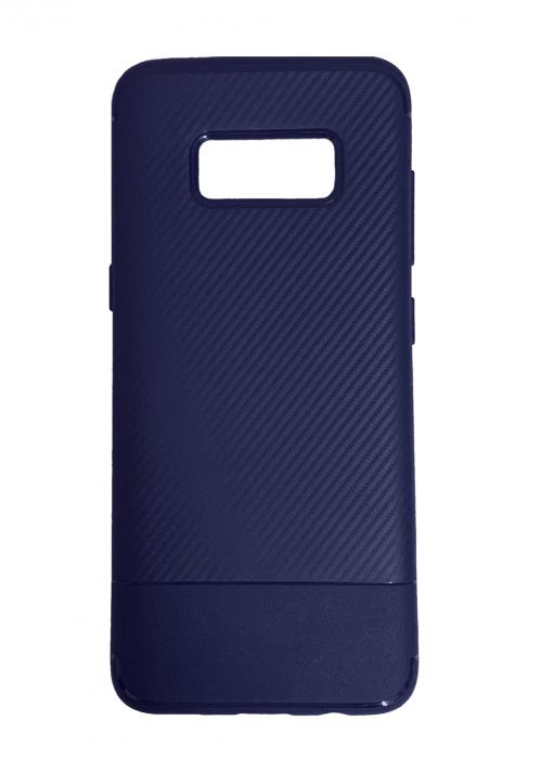 Husa silicon carbon 2 Samsung S8 plus - 3 culori 0