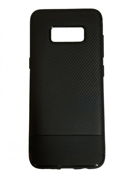 Husa silicon carbon 2 Samsung S8 - 3 culori 1