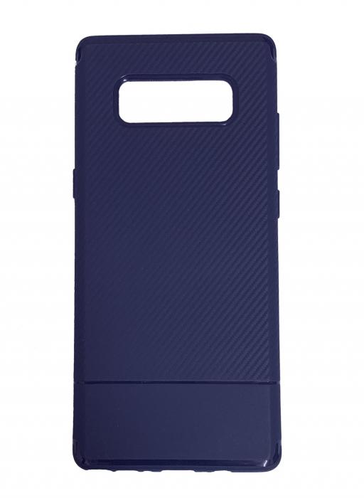 Husa silicon carbon 2 Samsung Note 8 - 3 culori 1