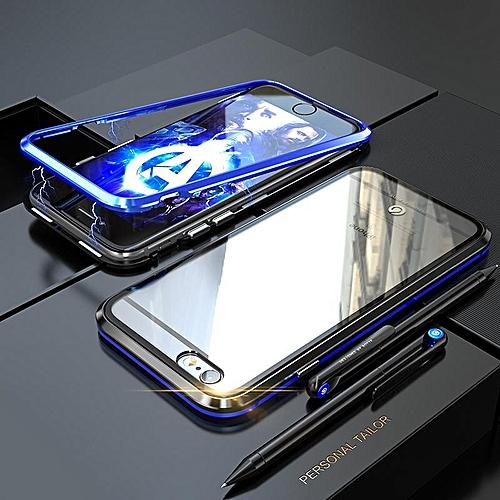 Bumper magnetic Iphone 6/6s - 2 culori 0