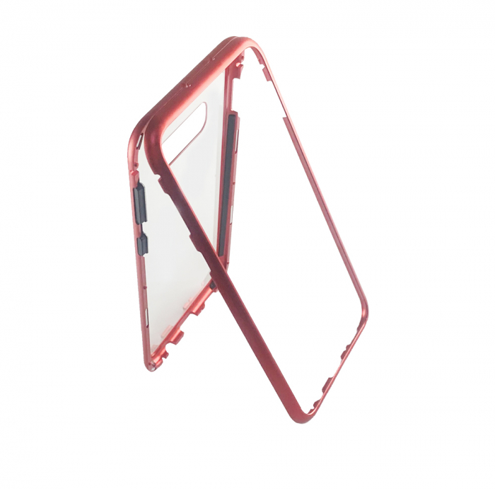 Bumper magnetic Samsung S10  -Rosu [1]