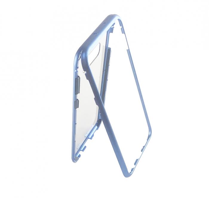 Bumper magnetic Samsung S10E - Albastru 1
