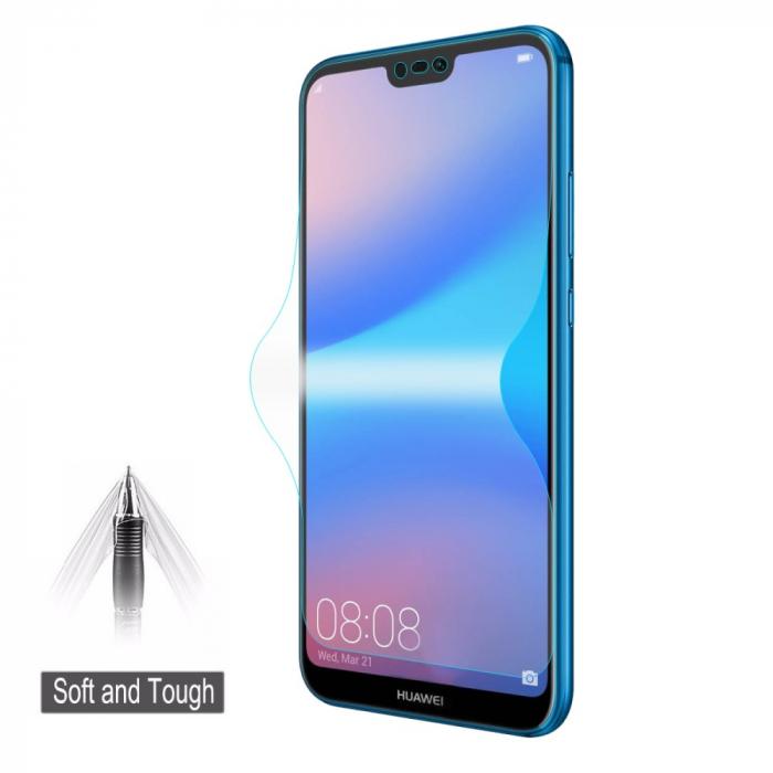 Folie silicon Huawei P20 Lite [0]