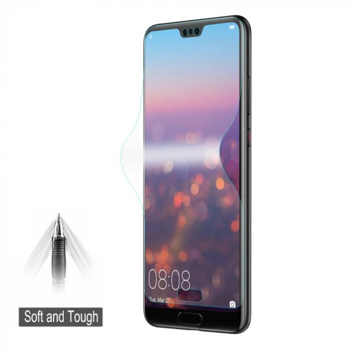 Folie silicon Huawei P20 Pro 0