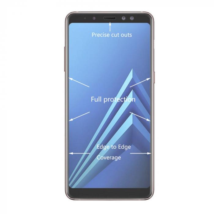 Folie silicon Samsung A5/A8 (2018) 1