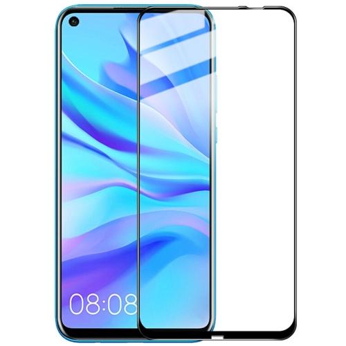 Folie sticla 3D Huawei P20 Lite (2019) - negru 0