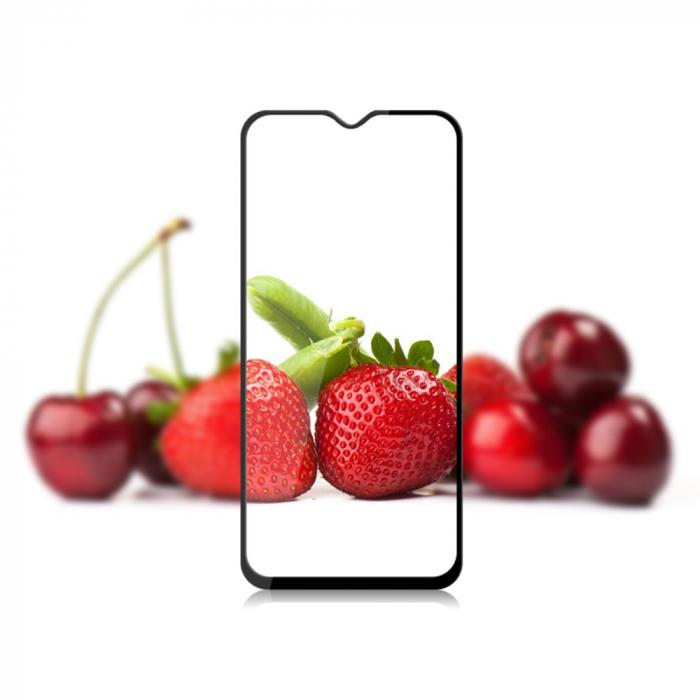 Folie sticla 9D Samsung A50 - negru 3