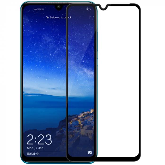 Folie sticla 5D Huawei P30 lite - negru [0]