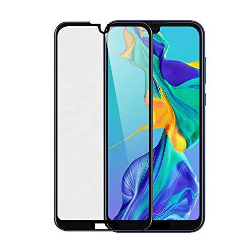 Folie sticla 5D Huawei Y5 (2019) - negru [0]