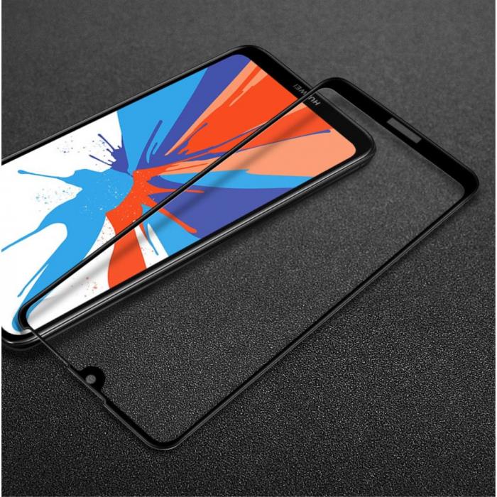 Folie sticla 5D Huawei Y7 (2019) - negru 2