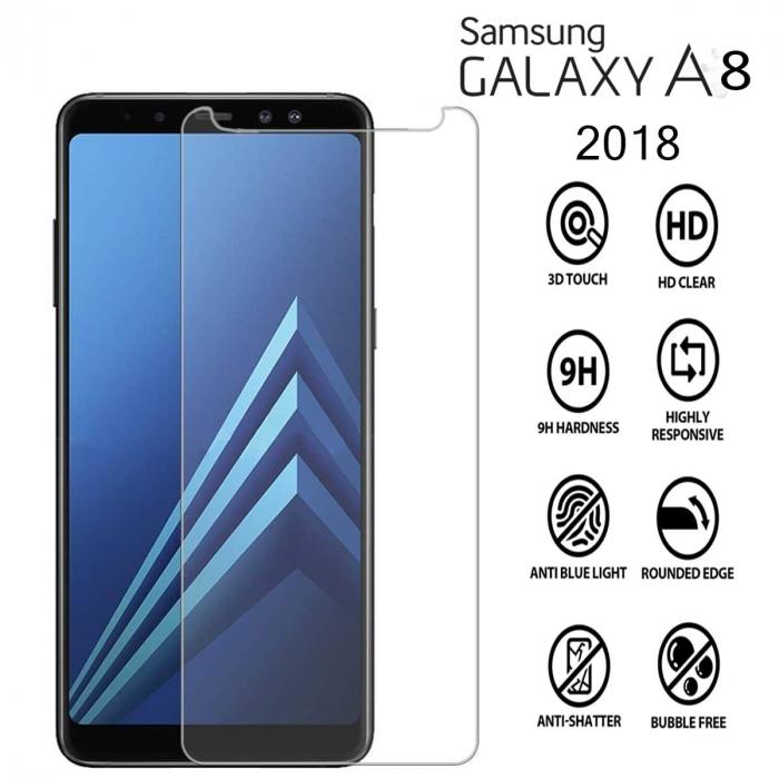 Folie sticla Samsung A5/A8 (2018) 0