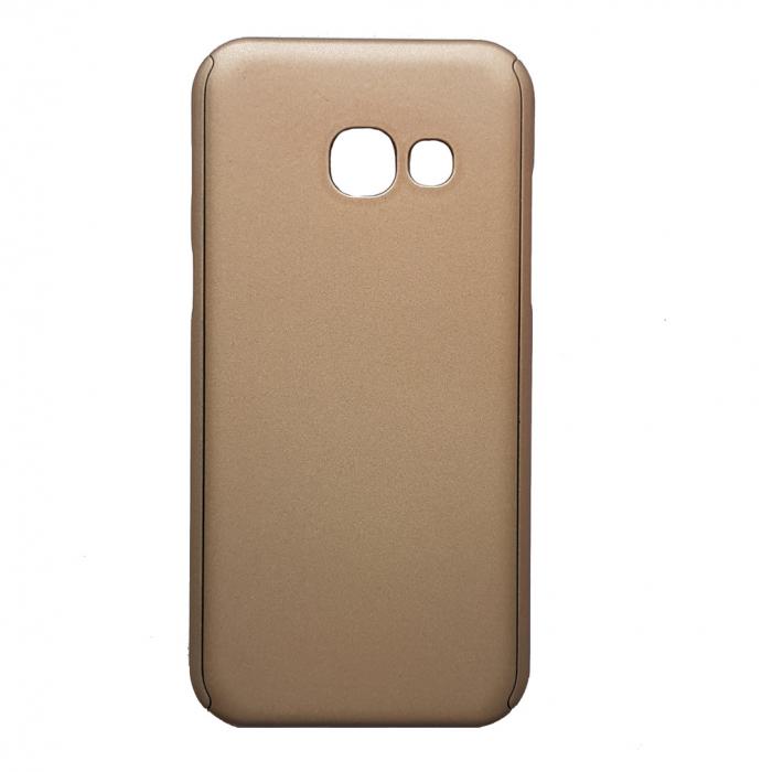 Husa 360 Samsung A3 (2017) - Gold 1