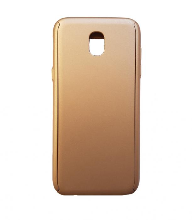Husa 360 Samsung J7 (2017) - Gold 1