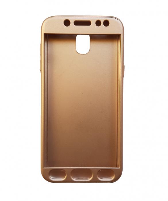 Husa 360 Samsung J7 (2017) - Gold 0